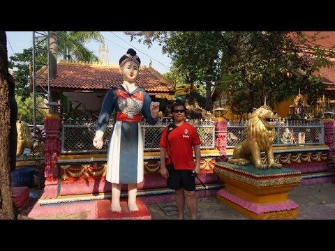 Wat Simuang Vientiane Laos - 8 avril 2017