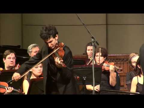 Itamar Zorman-Tretiakov: Prokofiev 2nd violin concerto ????? ?????