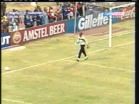 2000 (February 13) Cameroon 2-Nigeria 2 (African Nations Cup)