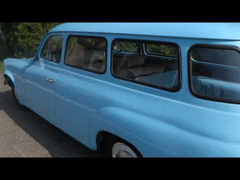 Automobil ŠKODA 1202 STW (lidově Nazývaný Stejšn)