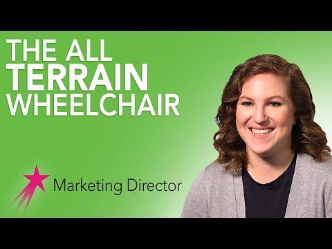 Entrepreneur: What is The Freedom Chair - Tish Scolnik Career Girls Role Model