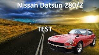 Тест-драйв (Nissan Datsun 280/Z).