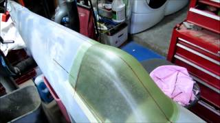 Corsair #70, Drawing the Canopy Frame, Scaling 3 Views, Transferring Shapes & Eyeballing 101