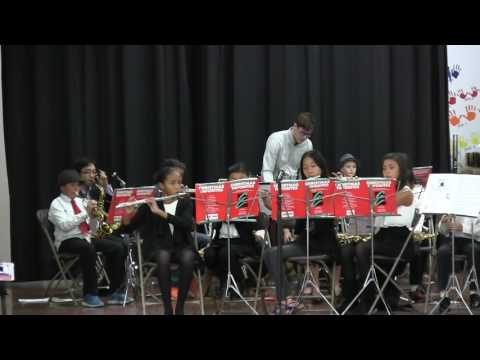 Mitchell Community Elementary School Holiday Concert