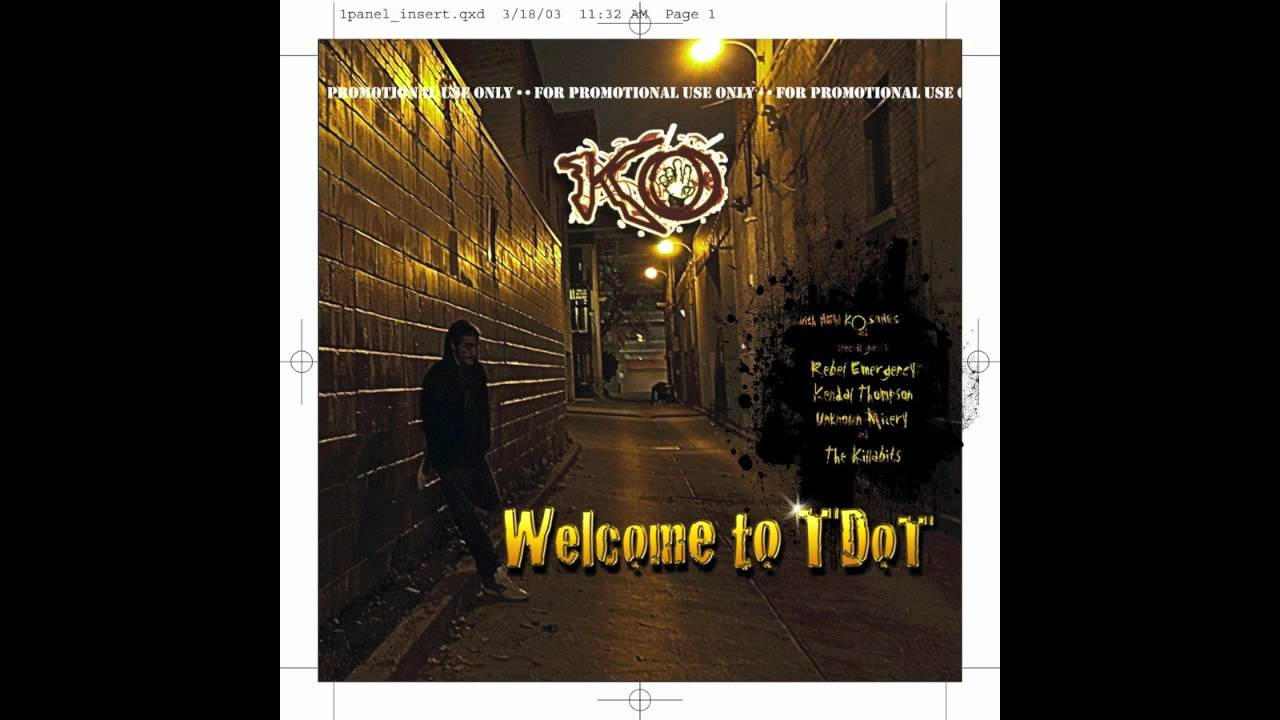 Download KO | Shimmy Shimmy Ya (O.D.B. COVER) feat. Rebel Emergency KO-NATION.COM