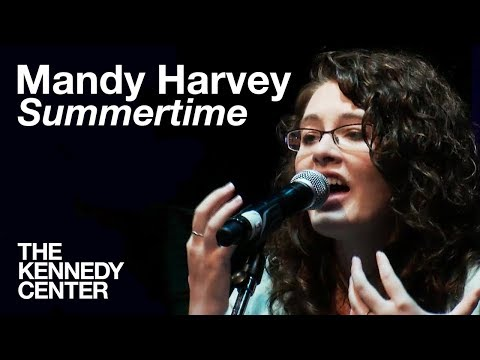 "Mandy Harvey Performs ""Summertime"""