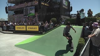 Best of 1st place Pro Street Winner Yuto Horigome | Dew Tour 2018