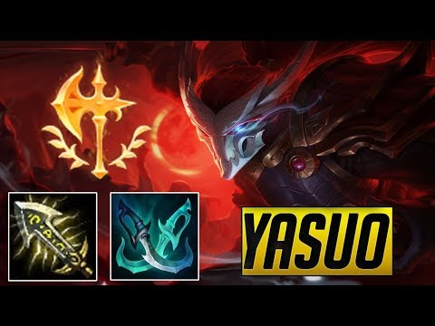 Yasuo Montage 31 - Best Yasuo Plays | League Of Legends Mid thumbnail