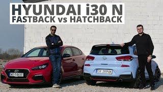 Hyundai i30 N - fastback kontra hatchback. Szukamy 5% różnicy