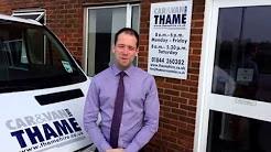 Tom Youens - Rental Manager at Thame Car & Van Hire