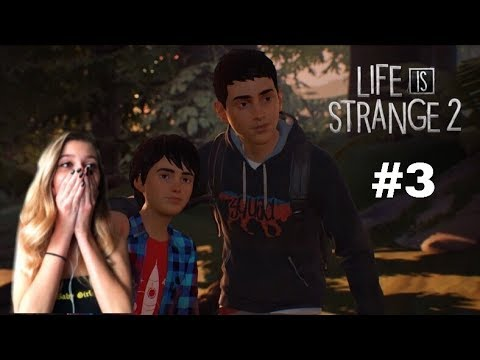 KIDNAPPED?! | Life Is Strange 2: Episode 1 Playthrough Part 3 thumbnail