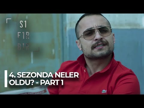 """Sıfır Bir """"Bir Zamanlar Adana'da"""" 4. Sezonda neler oldu? - Part 1"""