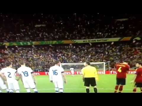 Spain vs italy penalty shootout