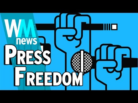 10 Press Freedom Violation Facts - WMNews Ep. 40