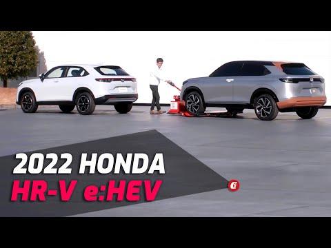 2022 Honda HR-V E:HEV Design Explained