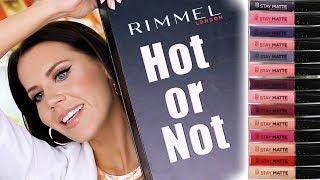 $5 RIMMEL LIQUID LIP | Drugstore Hot or Not