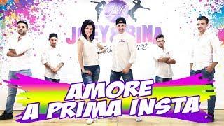 AMORE A PRIMA INSTA Shade Coreografìa Joey&Rina    TUTORIAL    Balli di gruppo 2018 Line Dance