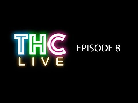 THC Live #8 | Jodie Emery (Cannabis Culture) + Terry Roycroft (MCRCI) + Bocephus King Performs