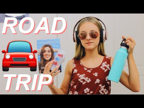 MY ROAD TRIP ESSENTIALS // MissKatie Mp3