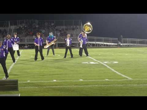 JCHS Marching Band