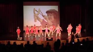 """Отчетный концерт студии современного танца """"Касталия"""""""