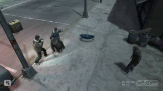 GTA IV PC - The Cup Thrower 2 (HD)