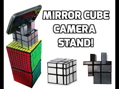 One Simple Algorithm to Turn A Mirror Cube Into A Camera Stand