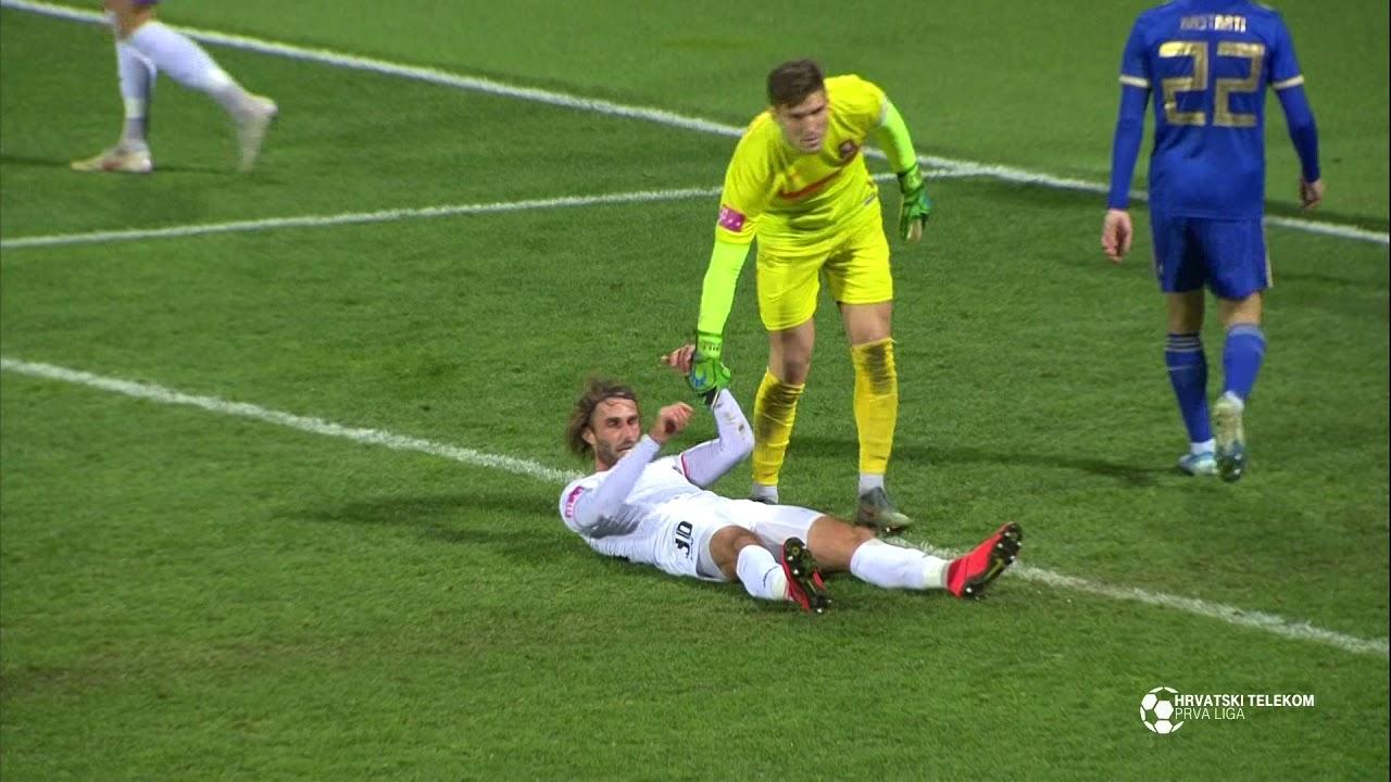 Локомотива Загреб  4-0  Горица видео
