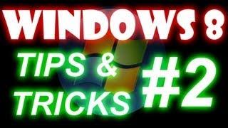 Windows 8 Tips & Tricks: Poner el Botón de Inicio CLÁSICO en Windows 8