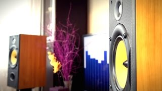 B&W DM602 S2 speakers + Yamaha A-S500 amplifier sound test [HQ]