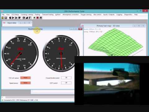 Porsche 911 3 2 Carrera - Canems ECU & Jenvey ITB by canemsems