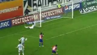 ПФК ЦСКА - Зенит. 0:2. Обзор матча.