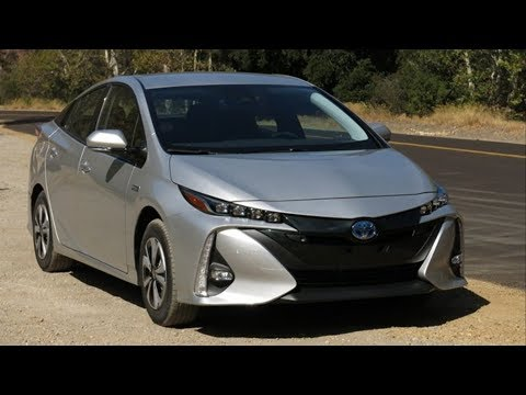 Toyota Prius Prime 2018 Car Review