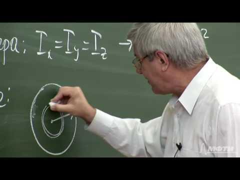 Механика твердого тела видеоурок