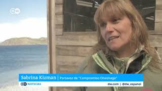 Video: Salmoneras en Tierra del Fuego