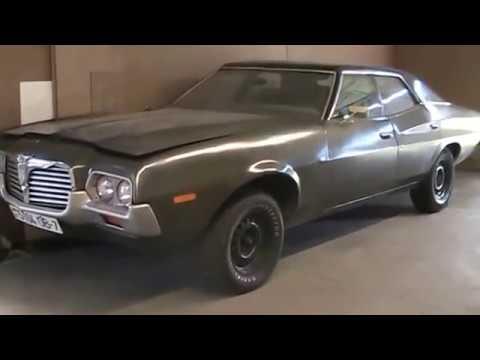 1972 ford gran torino 4-door pillared hardtop 302 v-8 - youtube