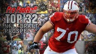 PFW's #26 NFL Draft Prospect: Wisconsin OG Kevin Zeitler