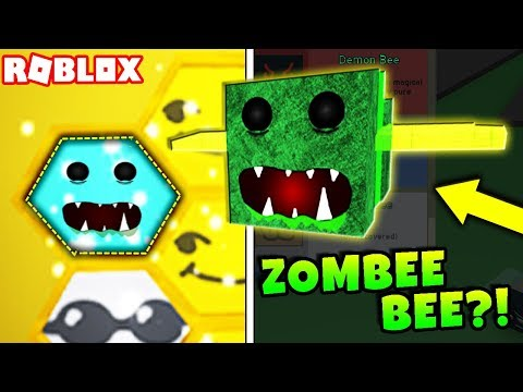 *SECRET BEES* ALL NEW LEGENDARY BEES LEAKED... QUEEN BEE, ZOMBEE & MORE (Roblox Bee Swarm Simulator)