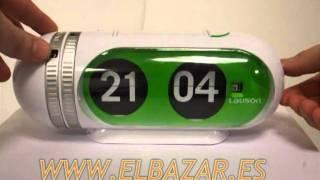 FLIP radio despertador elbazar.es