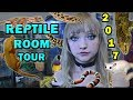 ANIMAL ROOM TOUR - 40+ Exotic Pets & Reptiles!
