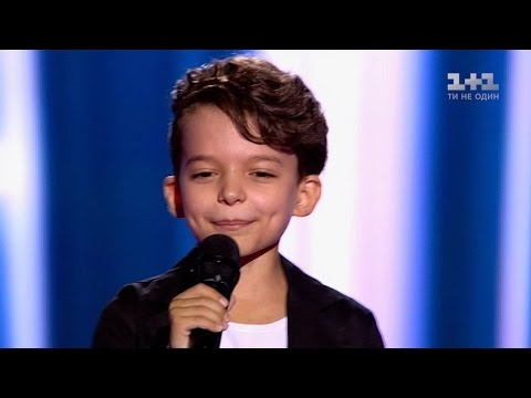 Raffaelle Papadia LItaliano – Blind Audition – VoiceKids – season 3