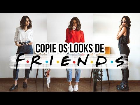 LOOKS INSPIRADOS NA MÔNICA GELLER DE FRIENDS // ANOS 90