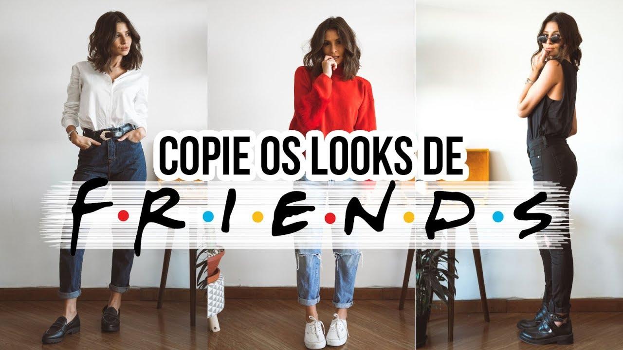 a167443196 LOOKS INSPIRADOS NA MÔNICA GELLER DE FRIENDS    ANOS 90 - YouTube