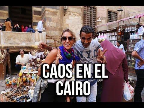 VLOG EGIPTO - Caos en El Cairo (Parte 2)