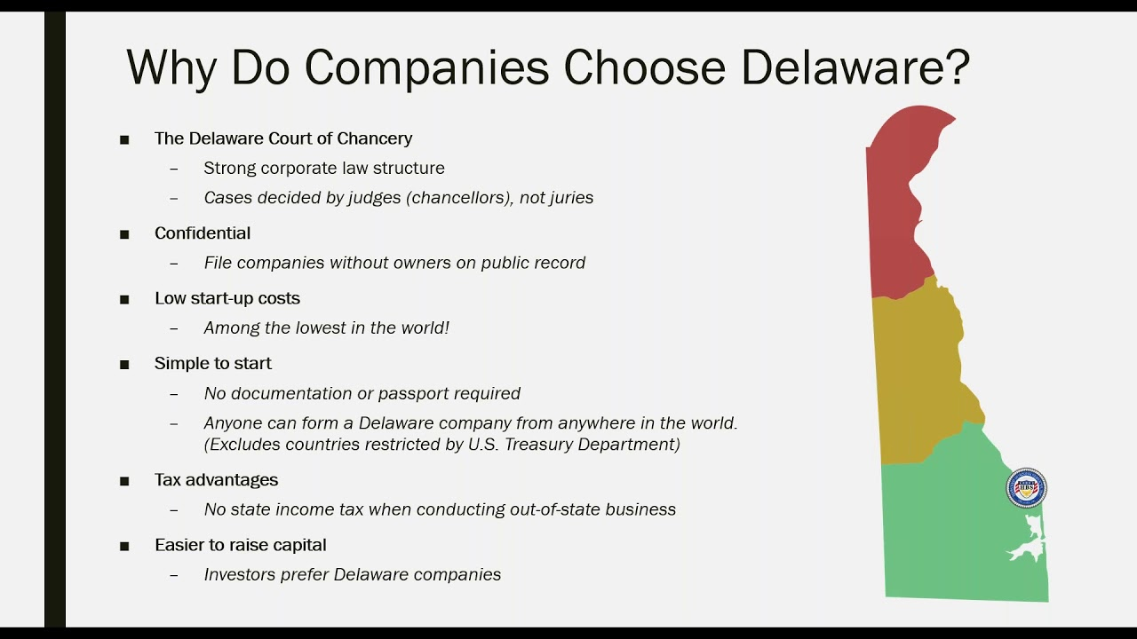 Download How and Why to Start a Delaware Company from Anywhere in the World | Harvard Business Services, Inc.