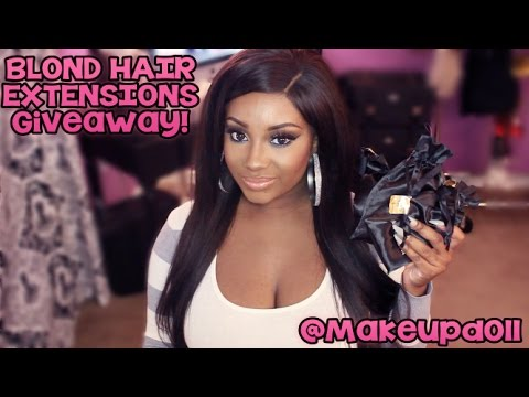 FREE HAIR BUNDLE GIVEAWAY