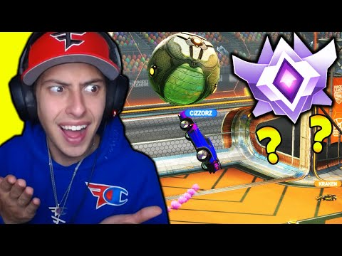 IS CIZZORZ GRAND CHAMP??? (FaZe Rocket League)