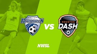 Boston Breakers vs Houston Dash full match
