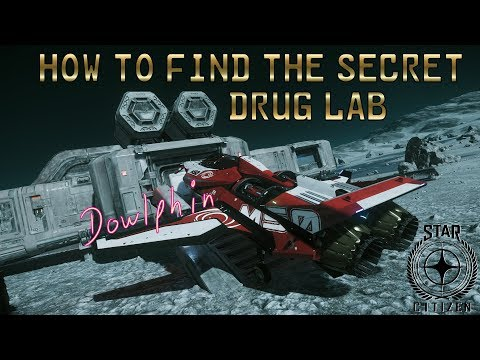 Star Citizen - How To: Find the secret drug lab (outdated)