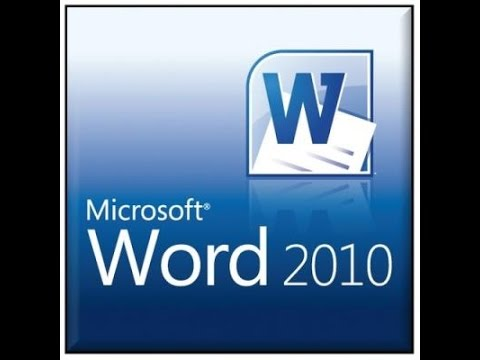 How to Create a Bibliography in word 2010 - YouTube